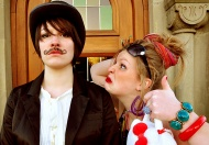 Just married... unfortunately!